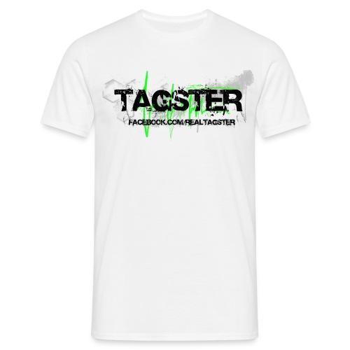 MEN - WEISS - Männer T-Shirt