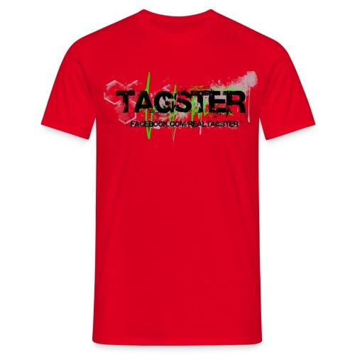 MEN - Rot - Männer T-Shirt