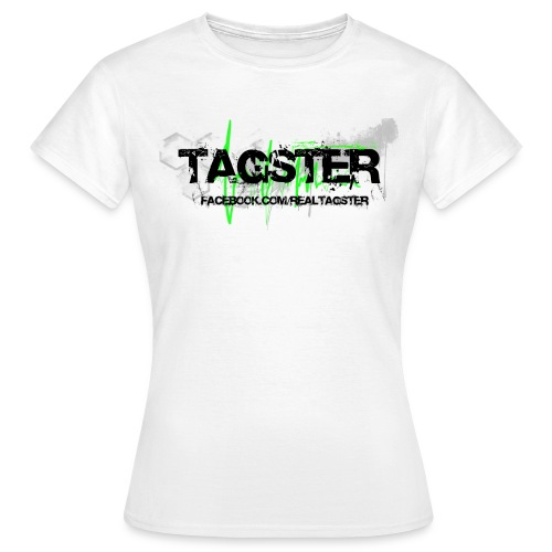 WOMAN - WHITE - Frauen T-Shirt