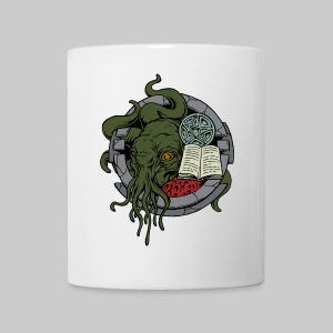 CMv3: Cthulhu still waiting in his house - Mug
