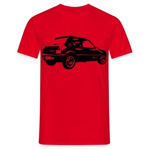 Peugeot 205 - Camiseta hombre