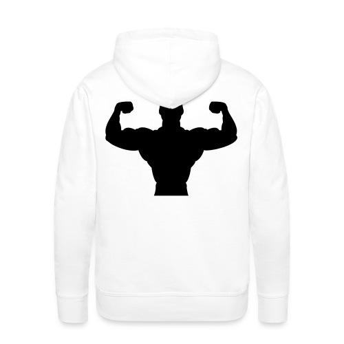 tee-shirt femme - Sweat-shirt à capuche Premium pour hommes