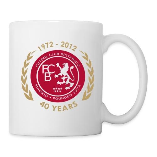 FC Británico 40th Mug - Mug