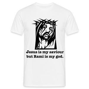 FC Británico Rami is my god t-shirt - Men's T-Shirt