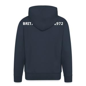 FC Británico Est 1972 Hoodie - Men's Premium Hooded Jacket