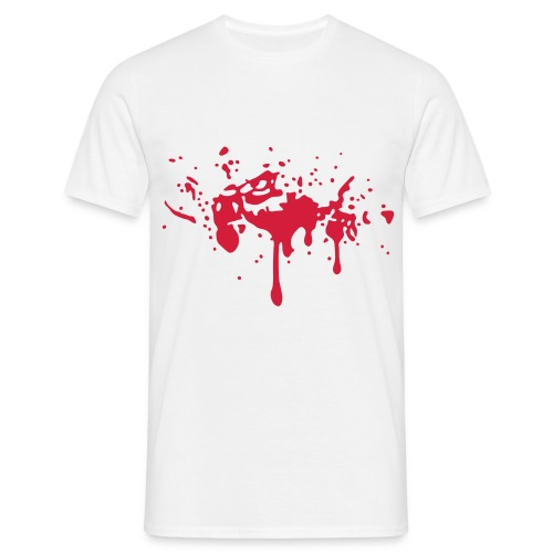 blood - Männer T-Shirt
