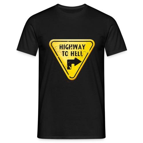 hell - Männer T-Shirt