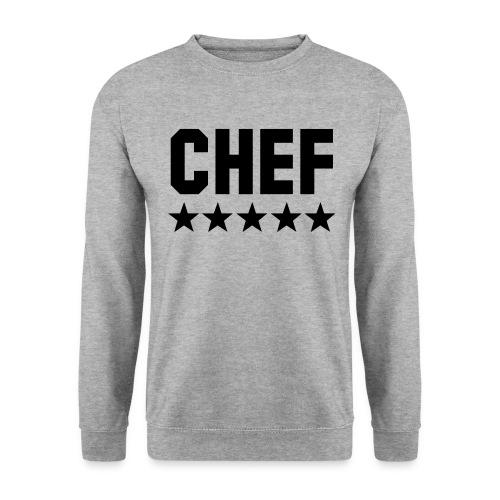 Chef - Herre sweater