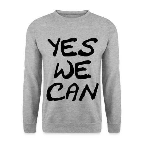YES WE CAN - Herre sweater