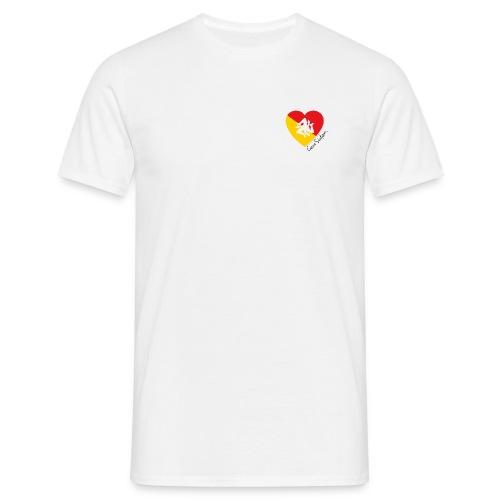 Cuore siciliano (M) - Maglietta da uomo