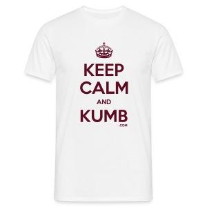 Keep Calm... - Men's T-Shirt
