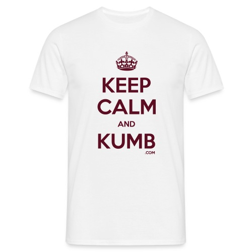 Keep Calm... - Men's T-Shirt