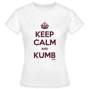 Keep Calm... - Women's T-Shirt