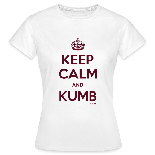 Keep Calm... - Women's T-Shirt