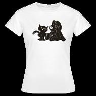 Camisetas ~ Camiseta mujer ~ mod. logo mujer m/c