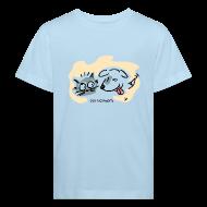 Camisetas ~ Camiseta ecológica niño ~ mod. niño m/c Olalla