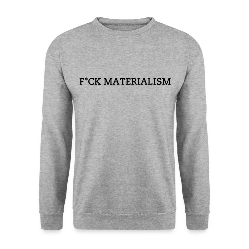 Black text - Jumper - Men's Sweatshirt