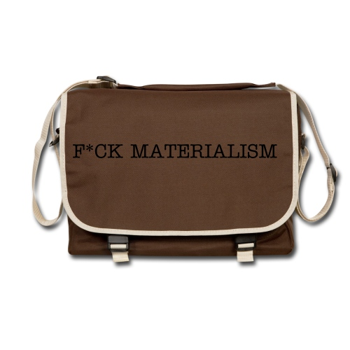 Black text - Side bag - Shoulder Bag