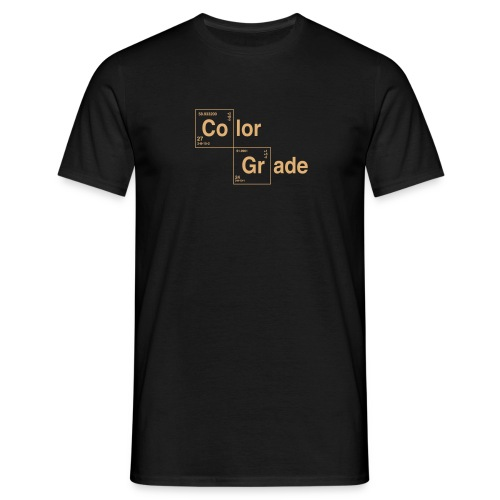 Color Grade - Men's T-Shirt