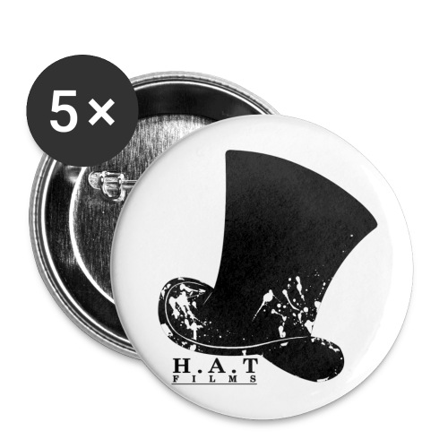 Official Hat Films Medium Button - Buttons medium 32 mm
