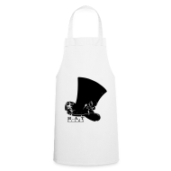 Aprons ~ Cooking Apron ~ Official Hat Films Apron (Blk)