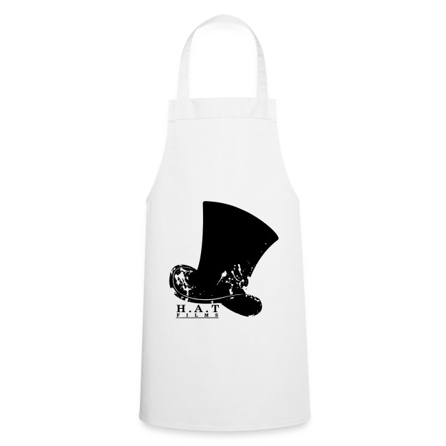 Official Hat Films Apron (Blk)