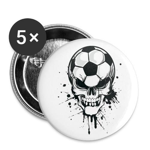 Ultras Pin - Stor pin 56 mm (5-er pakke)