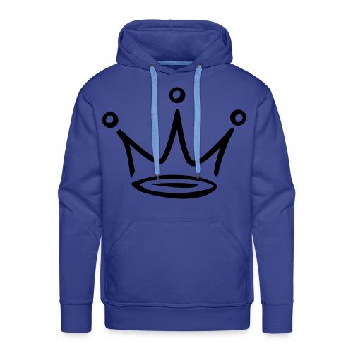 Crown Hoodie - Men's Premium Hoodie