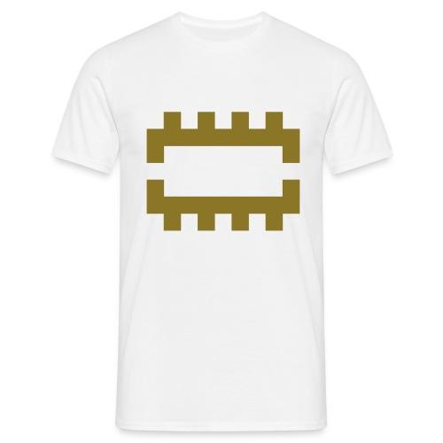 Unser Pavillon - Männer T-Shirt