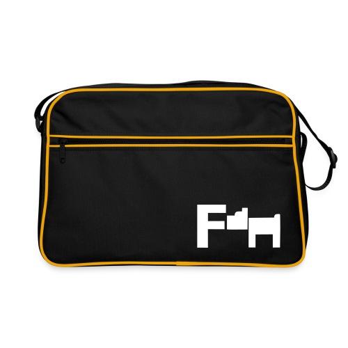 Short W Retro Bag - Retro Tasche