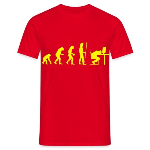Evolucion Informatica - Camiseta hombre