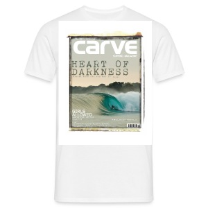 Heart Of Darkness T - Carve125 Cover - Men's T-Shirt