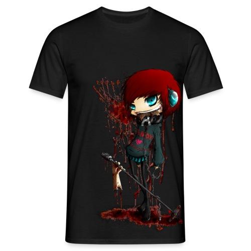 Menschenfleisch - Mann - Männer T-Shirt