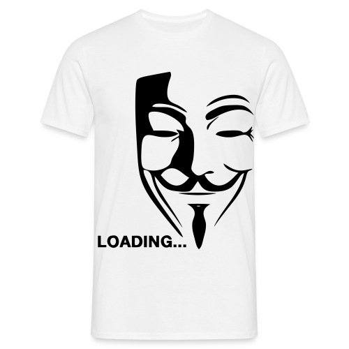 Loading Anonymous - T-shirt Homme