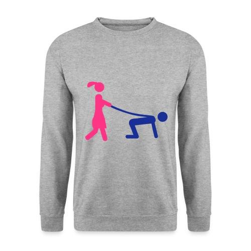Kvinder er også andet end huspleje - Herre sweater