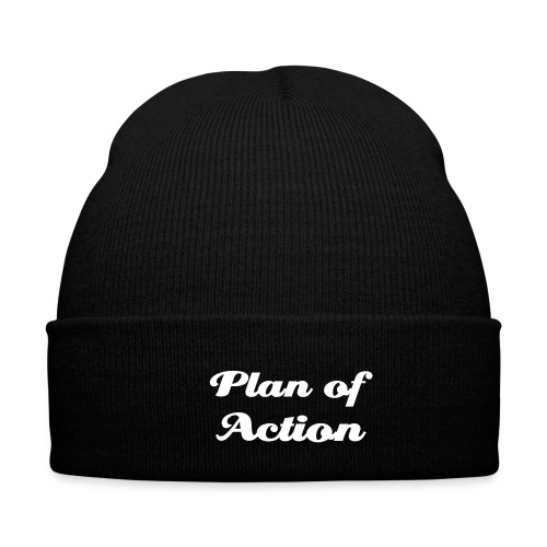 Plan of Action winter cap - Winter Hat