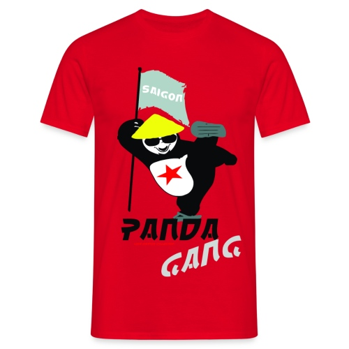 panda gang saigon - T-shirt Homme