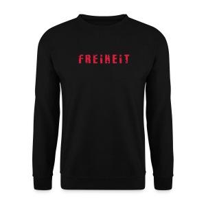 FREIHEIT - Männer Pullover