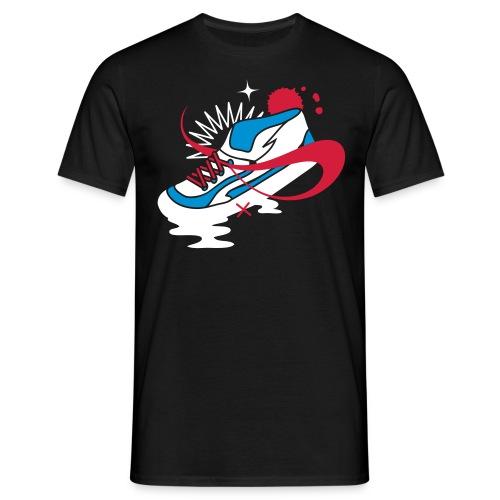 Tee-Shirt Chaussure. - T-shirt Homme