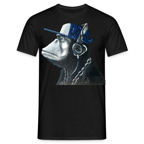 Tee-Shirt Singe Alone. - T-shirt Homme