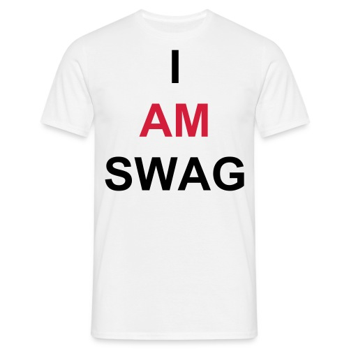 I Am Swag - T-shirt Homme