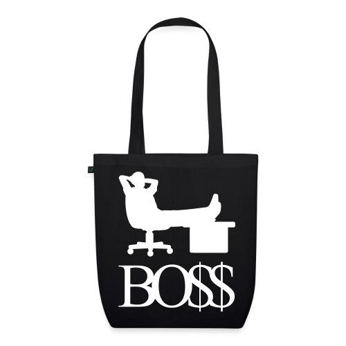Boss Bio  - EarthPositive Tote Bag