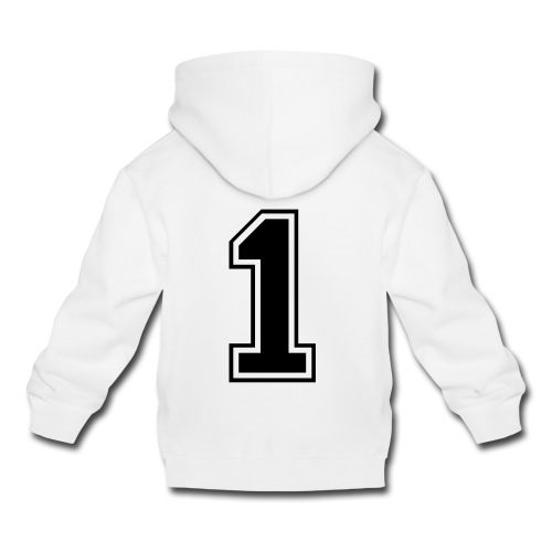 sweat-shirt Toujours au top - Pull à capuche Premium Enfant
