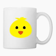 Easter Chick Mugs