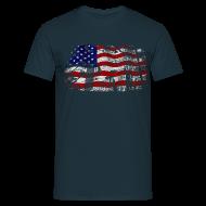 T-Shirts ~ Männer T-Shirt ~ USA