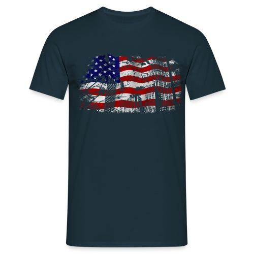 USA - Männer T-Shirt