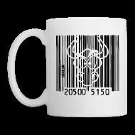 Tassen & Zubehör ~ Tasse ~ Barcode Oxe Tasse