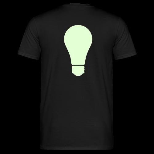 Nacht T-Shirt - Männer T-Shirt