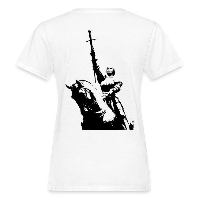 TradishirtJeanne Femme T Shirt Darc Bio QdWBECoerx