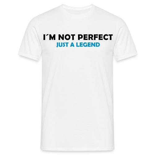 Just a Legend - Men's T-Shirt